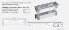 Bachmann Power Frame накладні модульні розетки  0