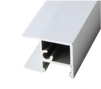 Anima Domus  профіль торцевий LL-16 для ДСП 18мм, односторонній, 3000мм (комплект)
