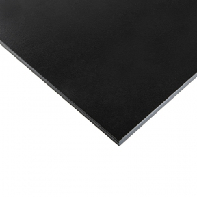 Стільниця HPL Compact FunderMax 0080 AP (Aptiko) Black 12мм, чорне ядро