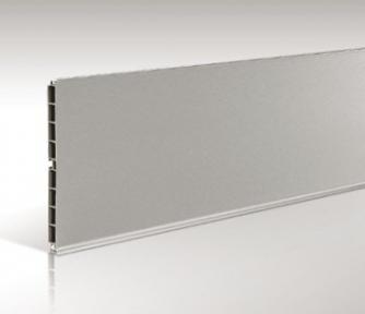 Цоколь 800 алюміній ПВХ модель 180