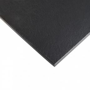 Стільниця HPL Compact FundeMax  0080 SX Black, чорне ядро 12 мм