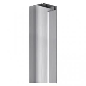 Профіль алюмінієвий вертикальний одинарний GRIP мод. 1020, 4400мм