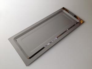 Inoxa піддон для сушки серії 701/702, нерж сталь, серія 601X