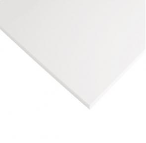 Стільниця HPL Compact Gentas Super Mat Zero 108 12мм, біле ядро