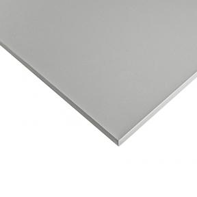 Стільниця HPL Compact FunderMax 0074 FH Pastel Grey 12мм, ядро в колір