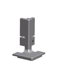 Кут зовнішній алюмінієвий для профіля GOLA 1005, мод. 1015Е