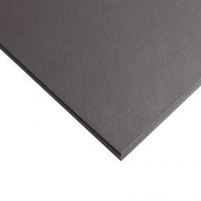 Стільниця HPL Compact FunderMax 0077 Saxum Charcoal 12мм, чорне ядро