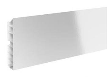 Цоколь 064, 007 білий ПВХ модель 180