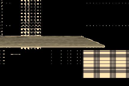 Двостороння фарбована плита МДФ, шпон дуба CMm